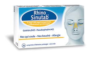 nez bouch et nez qui coule cause d une allergie sinutab. Black Bedroom Furniture Sets. Home Design Ideas